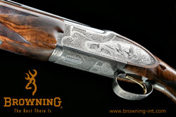 Browning advert