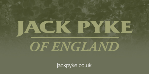 Jack Pyke advert