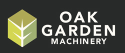 Oak Garden Machinery logo
