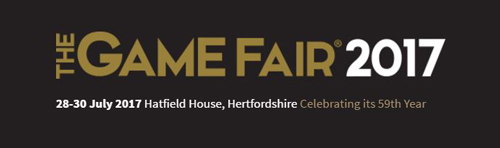The Game Fair 2016 Advert